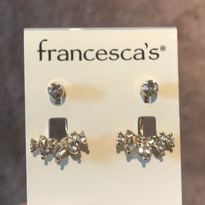 NWT Francesca's Earrings